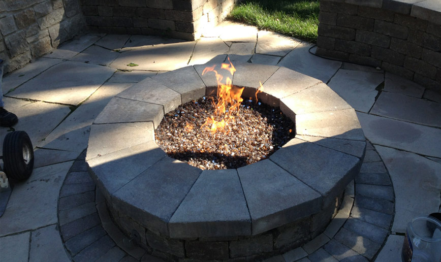 Out Door Fire Pits