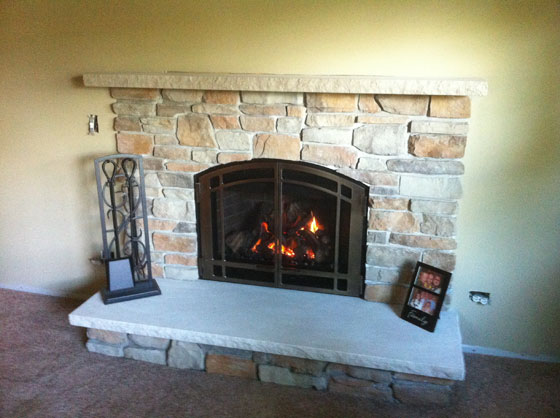 Outdoor Fireplaces Arlington Heights Chicago Il