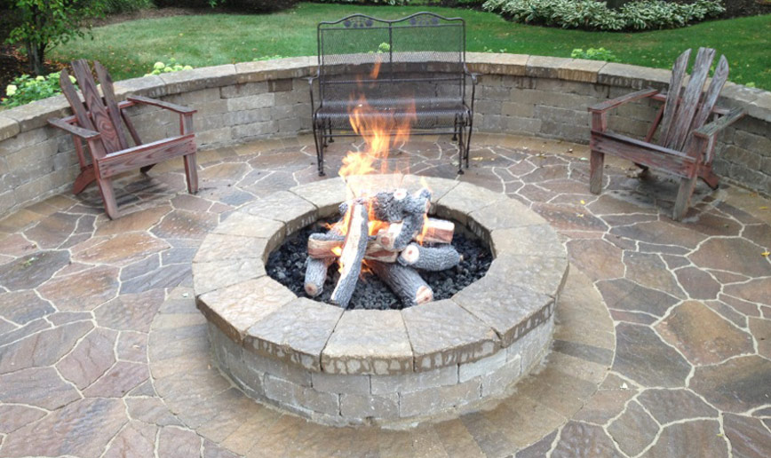 Outdoor Fire Pits Arlington Heights Chicago Il