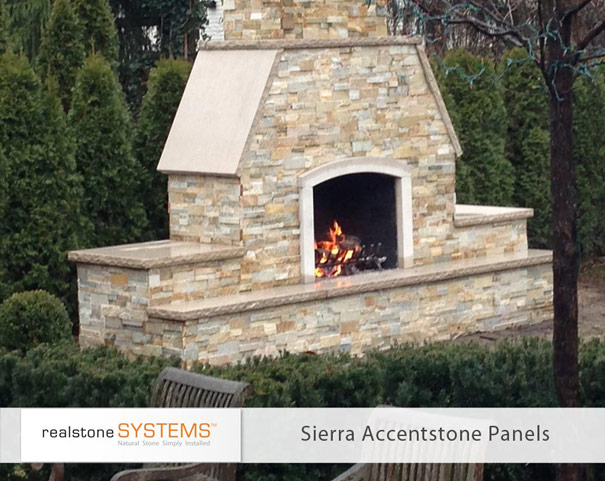 Real Stone Systems Sierra Shadowstone