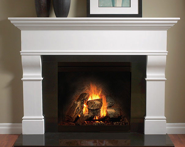 Fireplace Mantles Amp Surrounds Chicago Northwest Metalcraft