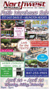 DH Warehouse Sale AD_042518