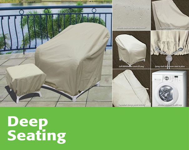 Deep Seating Cover