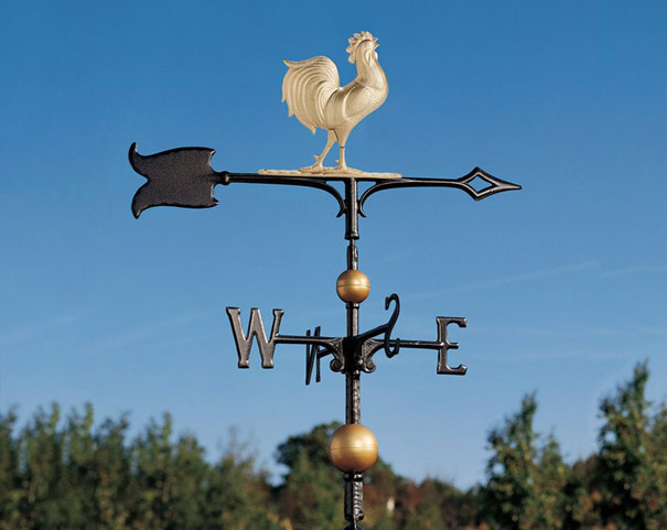 rooster weather vane - Whitehall Products