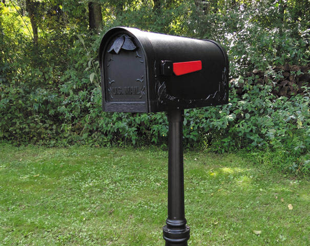Special Lite Post Mount Mailbox