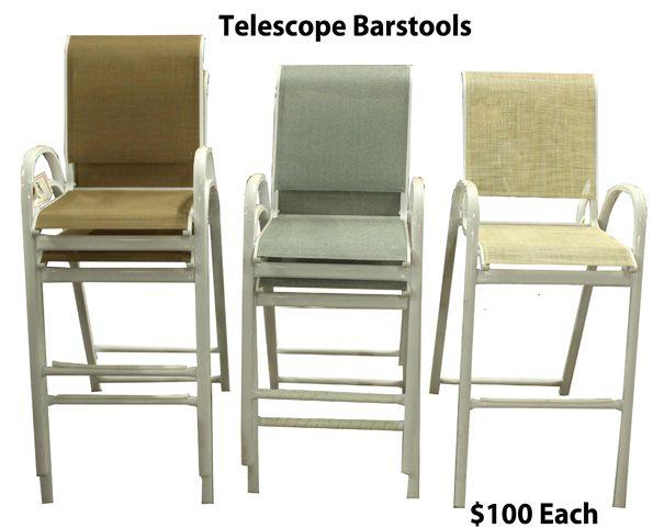 Telescope Barstools