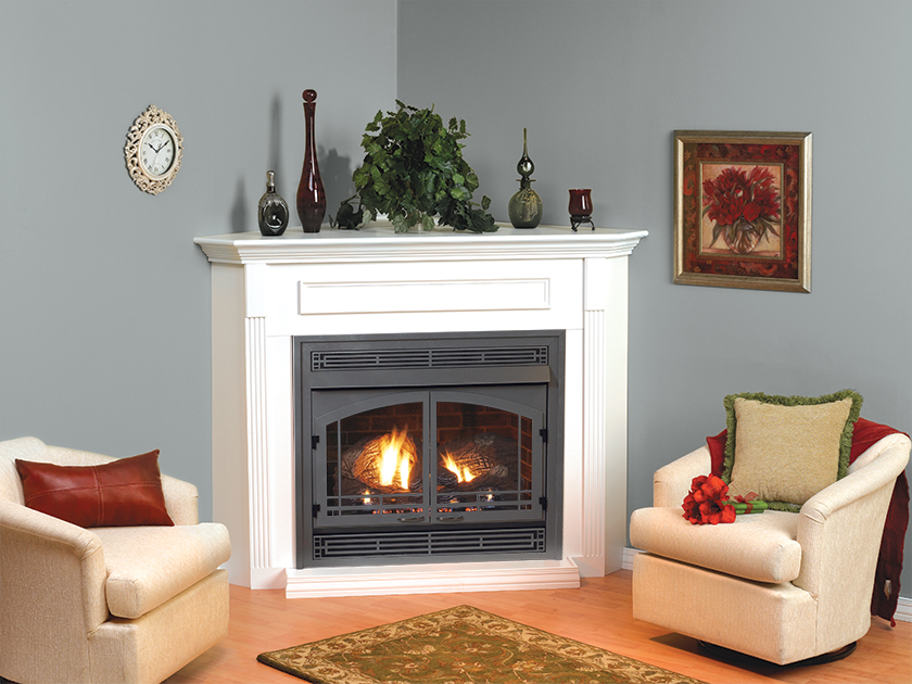 White Mountain Hearth Vail 32 and 36 Premium (Vent Free)