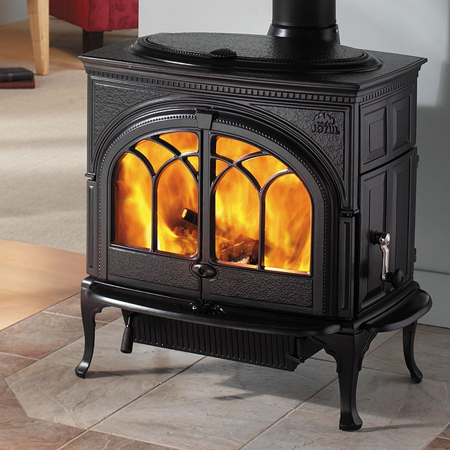 Jotul F 600 Firelight CB Wood Burning Stove