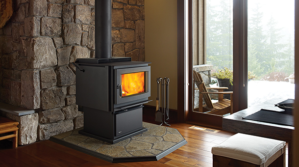 Regency Pro-Series F5100 Extra Large Wood Stove