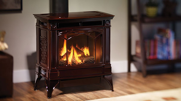 Hampton® H35 Large Gas Stove