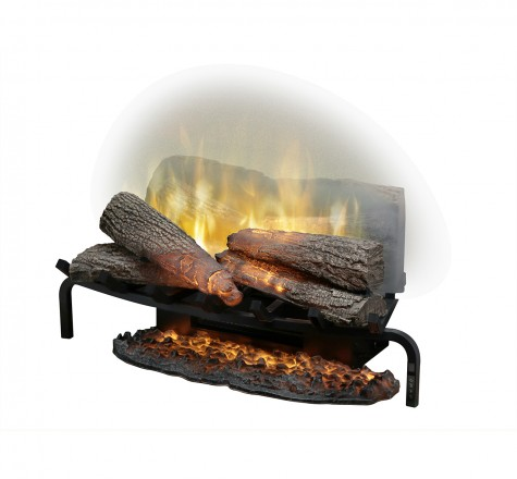 Revillusion 25″ Plug-in Electric Log Set