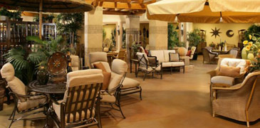 Fireplace & Patio Furniture