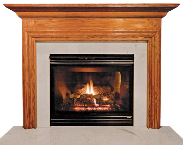 Forshaw Cambridge Mantel