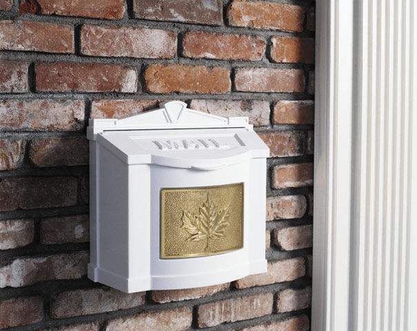 Gaines Wallmount Mailbox