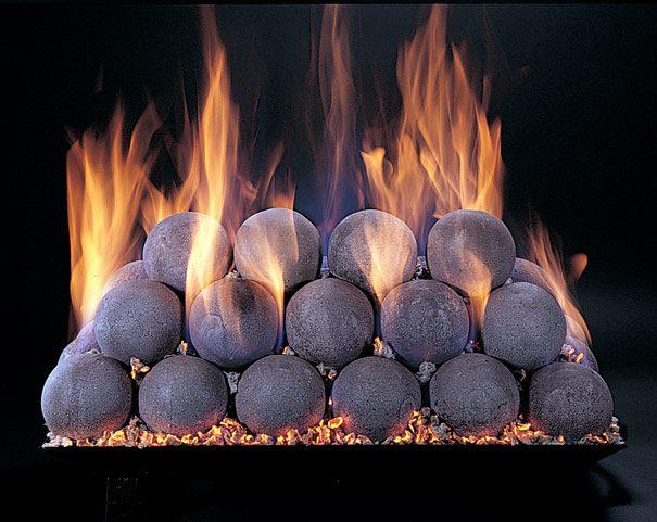 Rasmussen Fire Balls