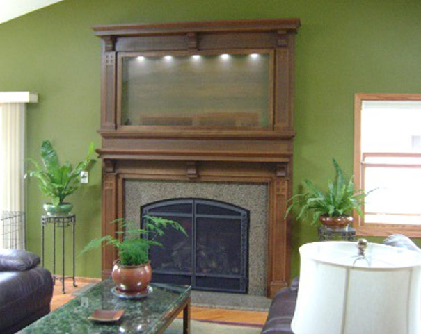Wendt Woodworking Surround