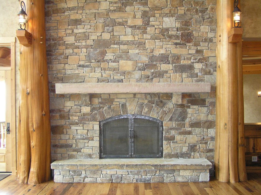 WOOD BURNING FIREPLACE DOORS & SCREENS