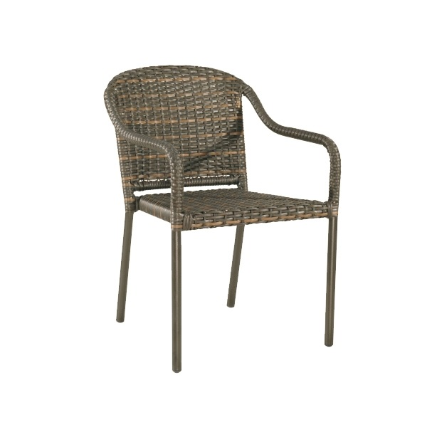 Round Back Bistro Chair