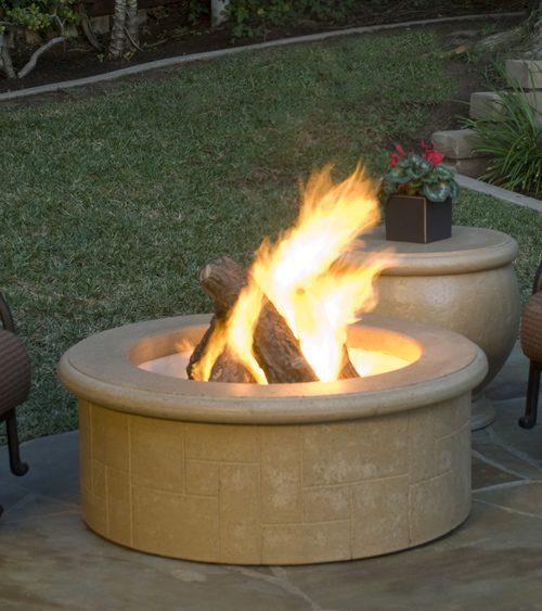 American Fyre Design El Dorado Fire Pit