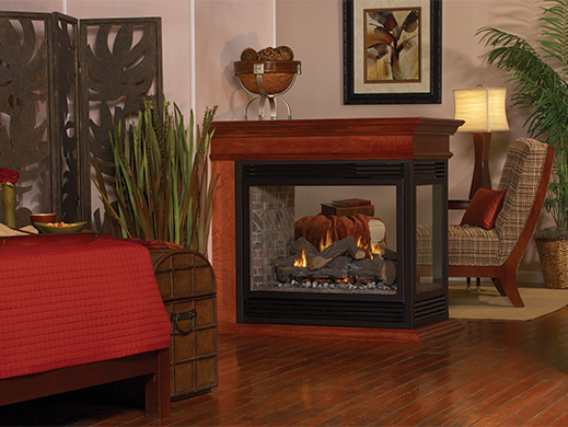 White Mountain Hearth Tahoe Multi Sided (DVP36PP/SP)
