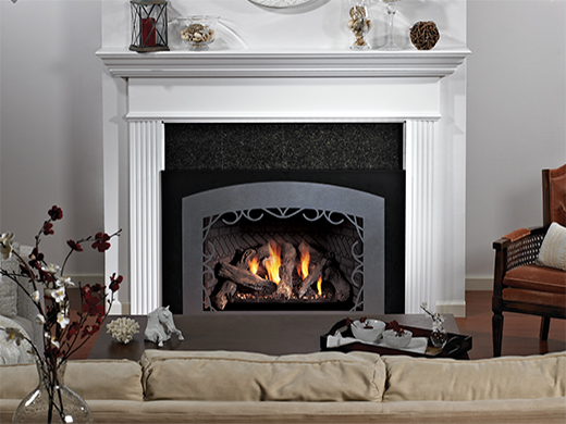 White Mountain Hearth Luxury Innsbrook Direct Vent Inserts (DXT)