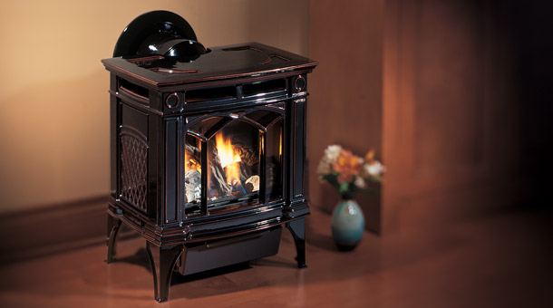 Hampton® H15 Small Gas Stove