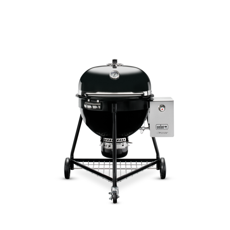 Summit 24″ Charcoal Grill Black