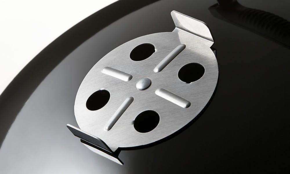 Rust-Resistant Aluminum Dampers